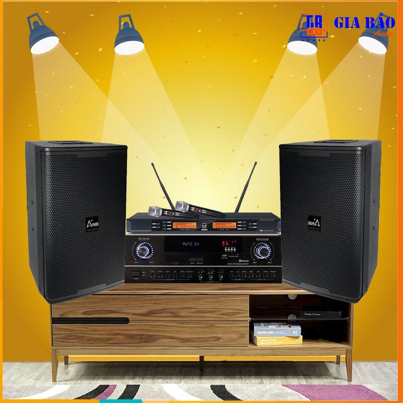 Dàn Karaoke cao cấp GBA 14 New