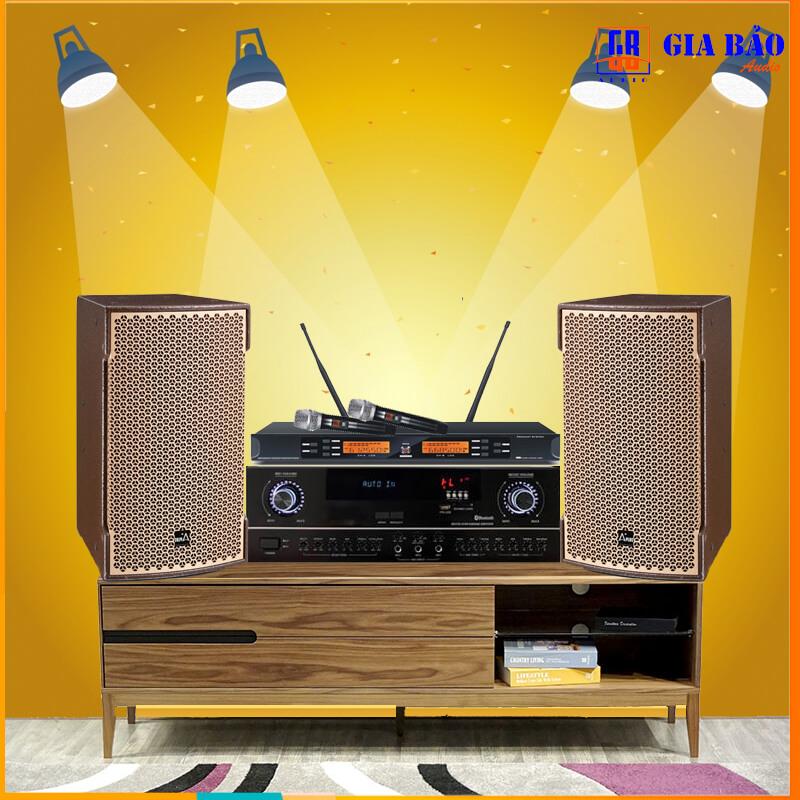 Dàn Karaoke cao cấp GBA 15 New