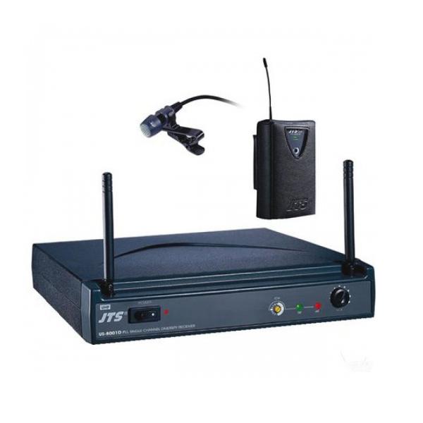Micro không dây cài ve áo JTS US 8001D/PT 850B – CM 501