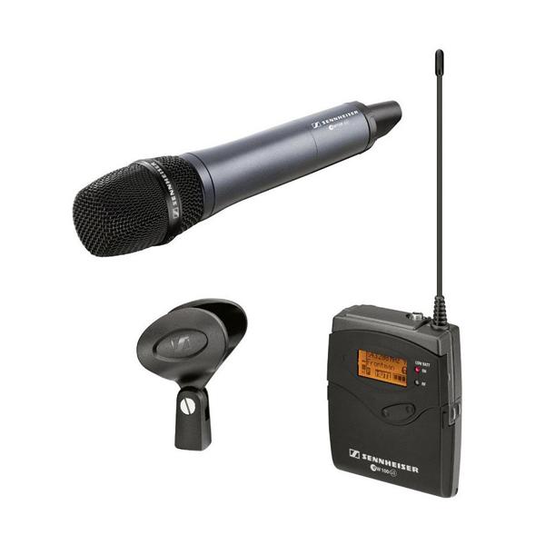 Micro sennheiser không dây cầm tay EW 135 P G3
