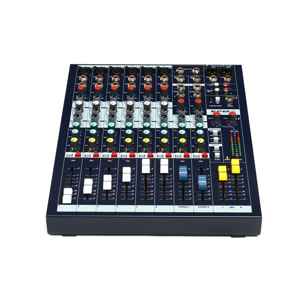 Bàn trộn Mixer Soundcraft EPM6