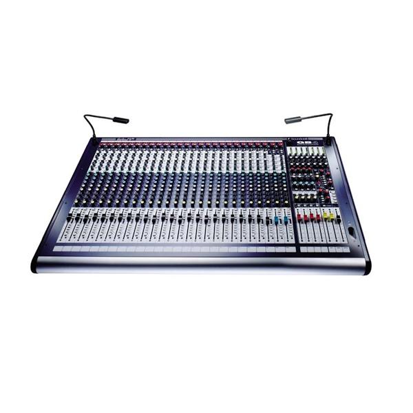 Bàn trộn Mixer Soundcraft GB4/24
