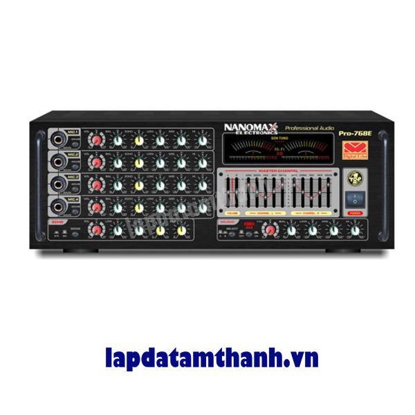 Amply karaoke nanomax ST 768E
