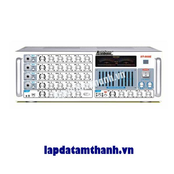 Amply karaoke nanomax ST 868E
