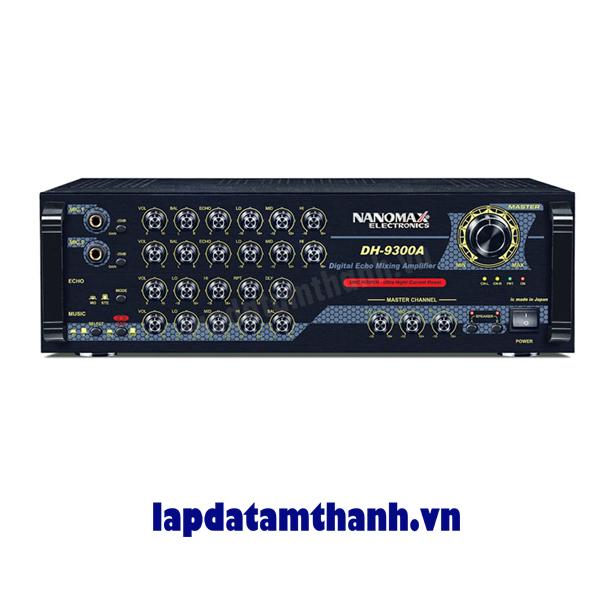 Amply karaoke nanomax DH 9300A