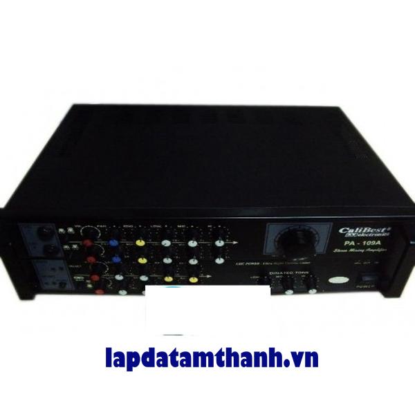 Amply Karaoke Nanomax PA 109A