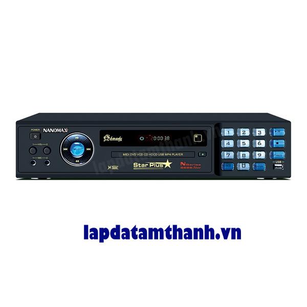 Đầu Đĩa Karaoke Nanomax N8686 star