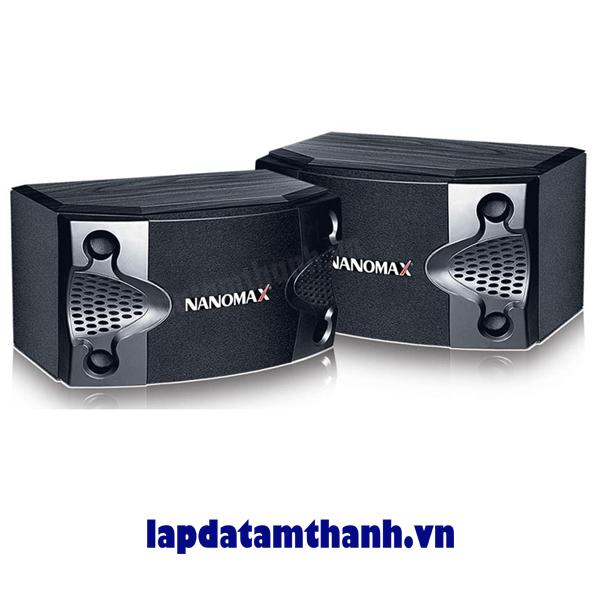 Loa karaoke nanomax S 888