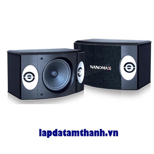 Loa karaoke nanomax S 825