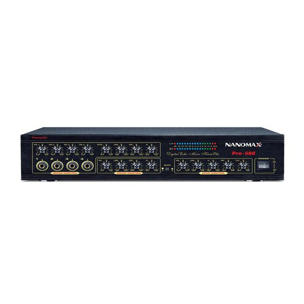 Mixer karaoke Nanomax Pro 588