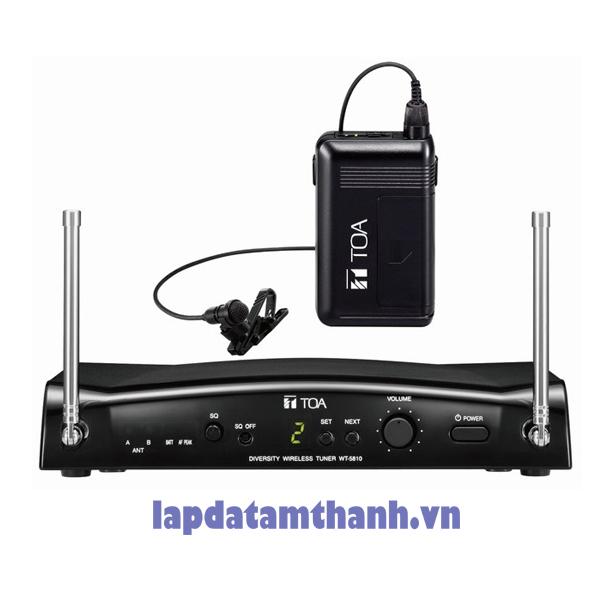 Micro không dây cài áo TOA UHF  YP-M5310