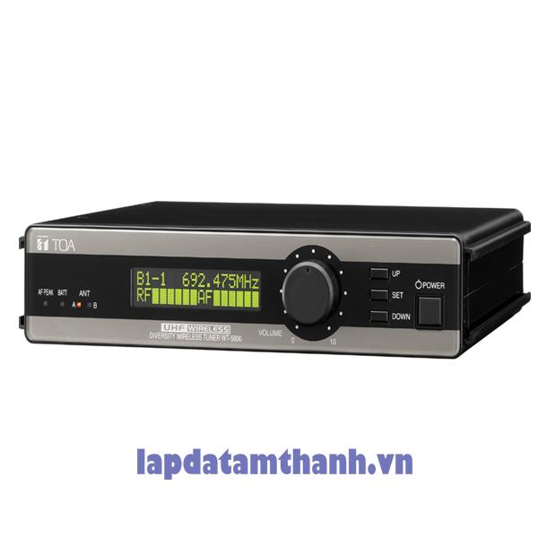 Bộ thu không dây để bàn TOA UHF WT-5805  F01